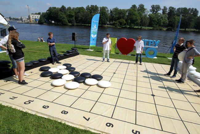 фестиваль науки и технологий geek picnic игра в го