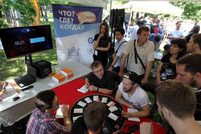 фестиваль науки и технологий geek picnic игра в что где когда