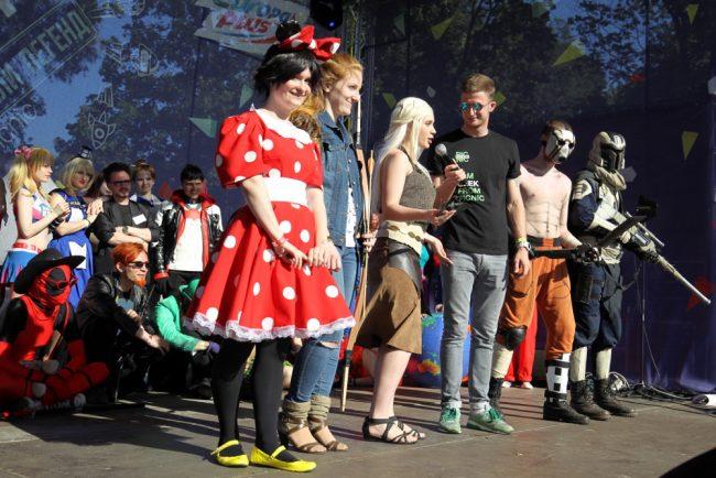 фестиваль науки и технологий geek picnic косплей дейенерис игра престолов