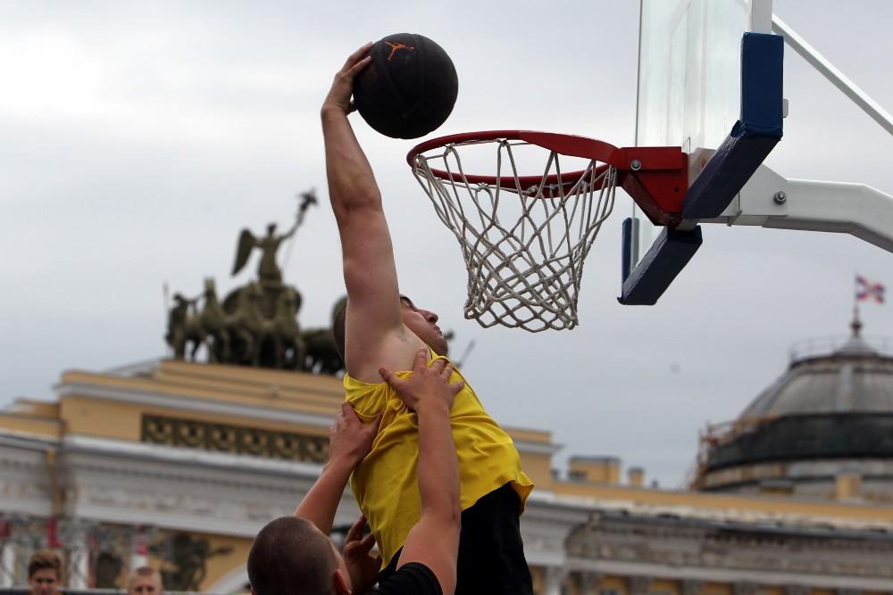 фестиваль экстремального спорта и молодёжных субкультур дворцовая площадь волейбол