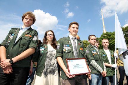 студенческие стройотряды в петропавловской крепости
