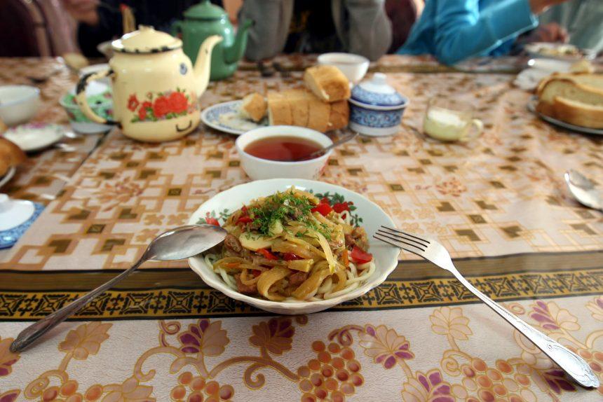 национальная кухня лагман казахстан еда пища питание