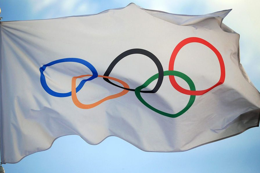 олимпийский флаг олимпиада