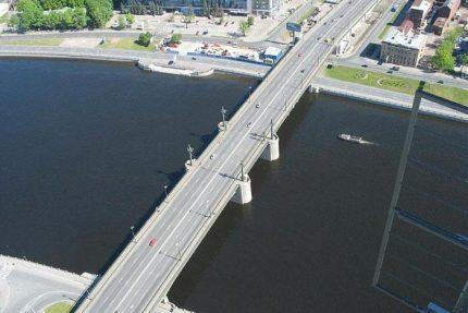 кантемировский мост большая невка
