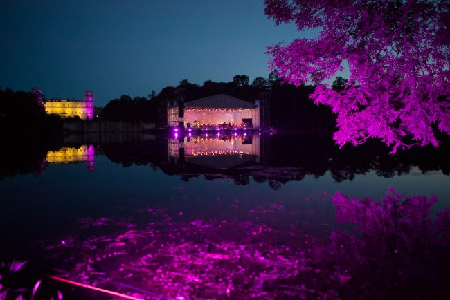 гатчинский парк классическая музыка ночь музыки