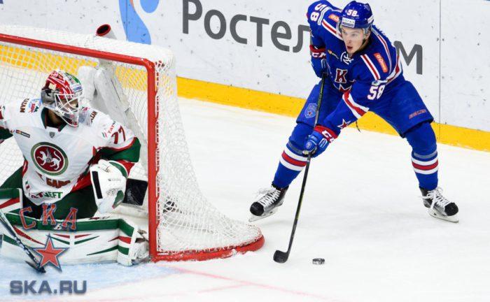 хоккей. СКА