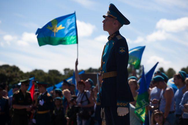 день воздушно-десантных войск вдв