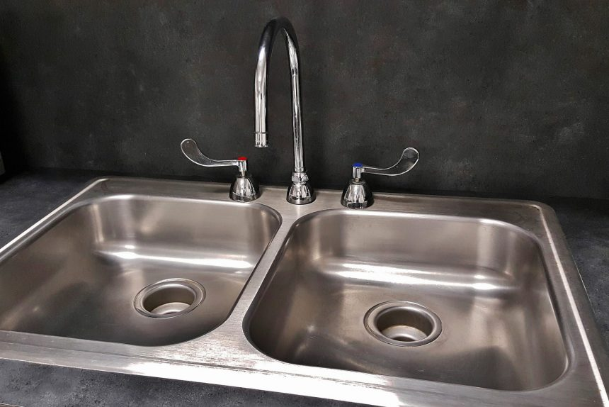 кран вода