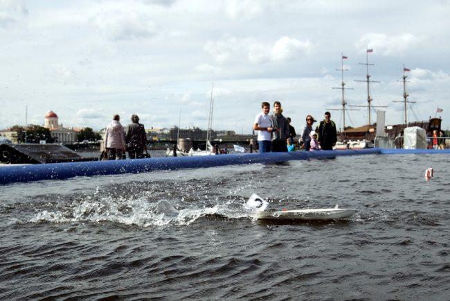 морской фестиваль модели судов