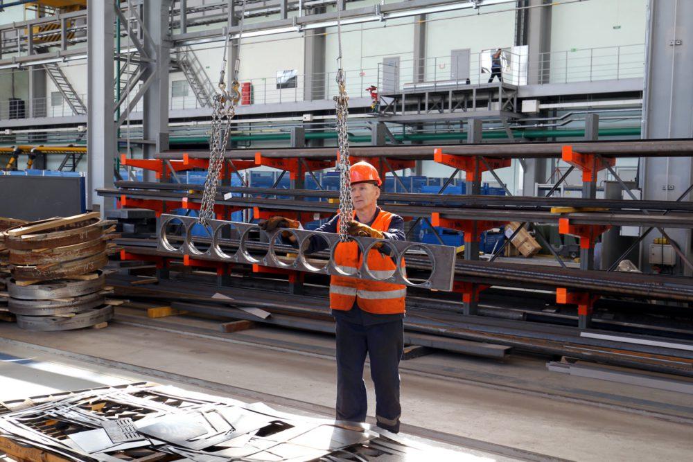 обуховский завод концерн пво алмаз-антей производство промышленность металлообработка рабочий