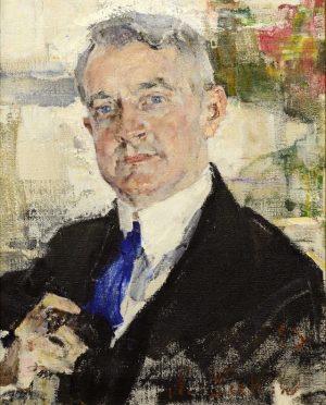 «Портрет Джека Хантера», Николай Фешин