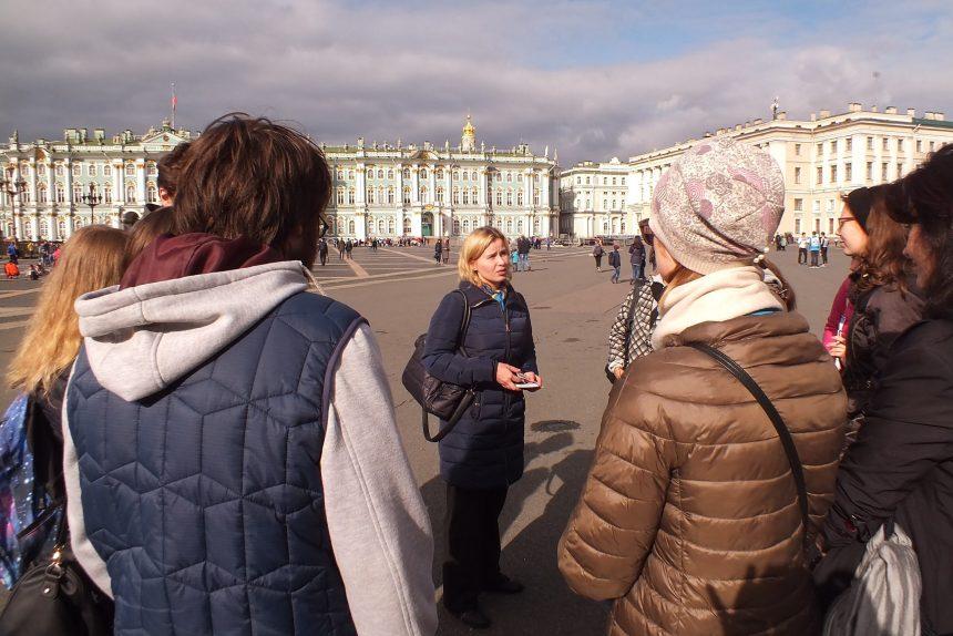 Неделя бесплатных экскурсий ждёт петербуржцев и гостей города