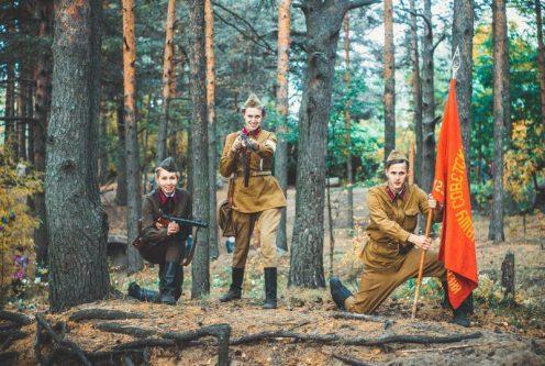 """фото из официальной группы """"Сестрорецкого рубежа"""" """"ВКонтакте"""""""