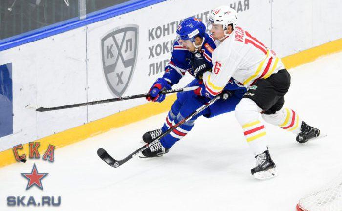 хоккей, СКА, спорт, матч