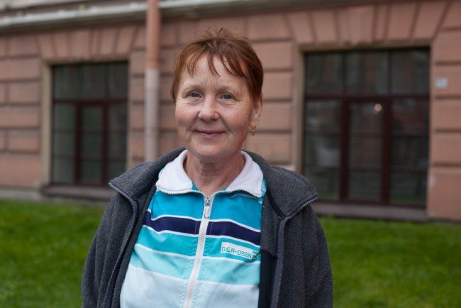 Татьяна, пенсионер
