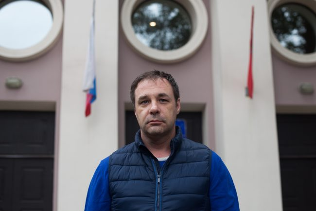 Дмитрий, военный пенсионер