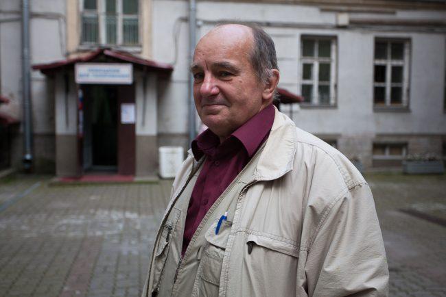 Анатолий, пенсионер