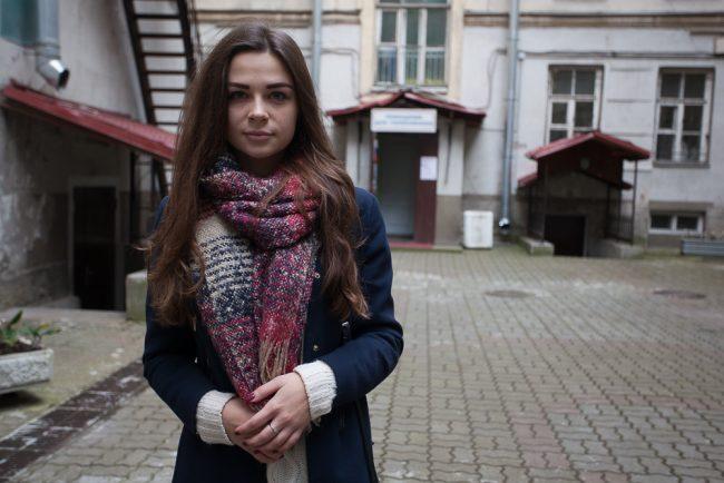 Дарья, студентка