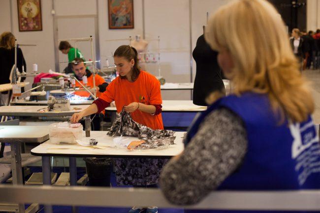 пмиф 2016 инновационный форум легкая швейная промышленность швея