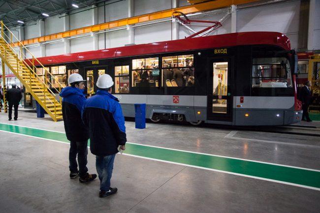 октябрьский электровагоноремонтный завод оэврз промышленность машиностроение трамвай