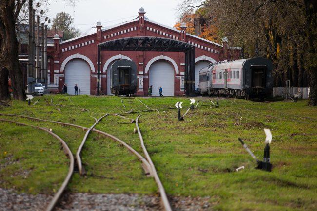 октябрьский электровагоноремонтный завод оэврз промышленность машиностроение вагоны рельсы железная дорога