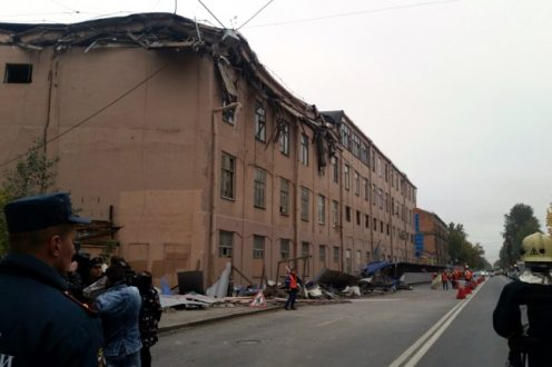 фото ГУ МЧС по Санкт-Петербургу