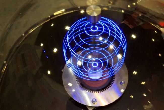 петербургский международный инновационный форум трёхмерный дисплей
