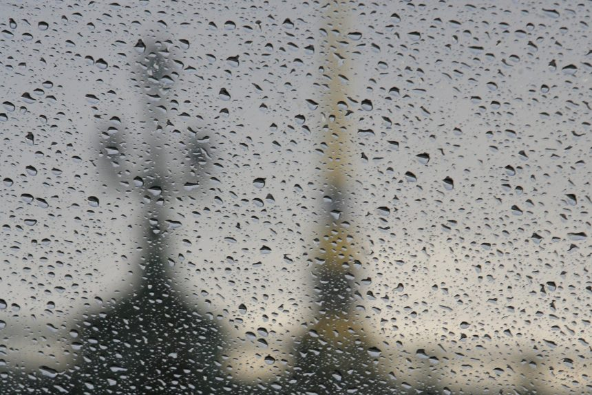 дождь погода