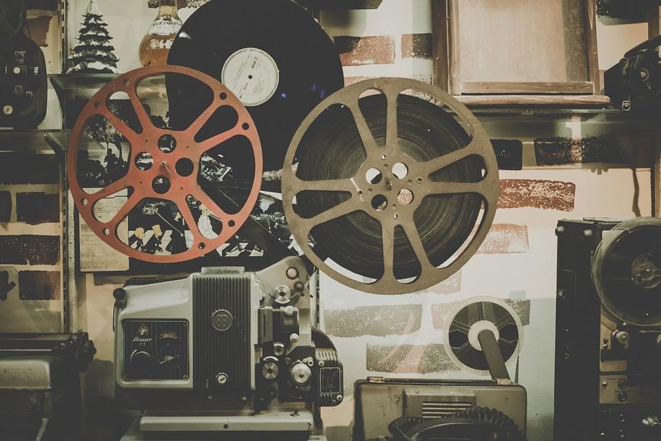 кино, фильм, проектор