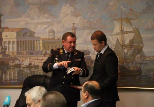 фото: пресс-служба ГУ МВД по Петербургу