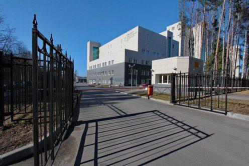 фото с сайта Петербургского онкоцентра