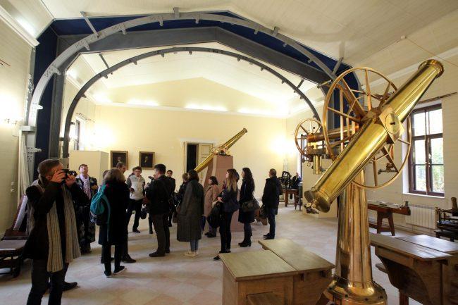 музей пулковской обсерватории гао ран телескопы астрономия