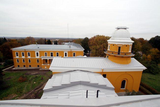 пулковская обсерватория гао ран астрономия телескопы