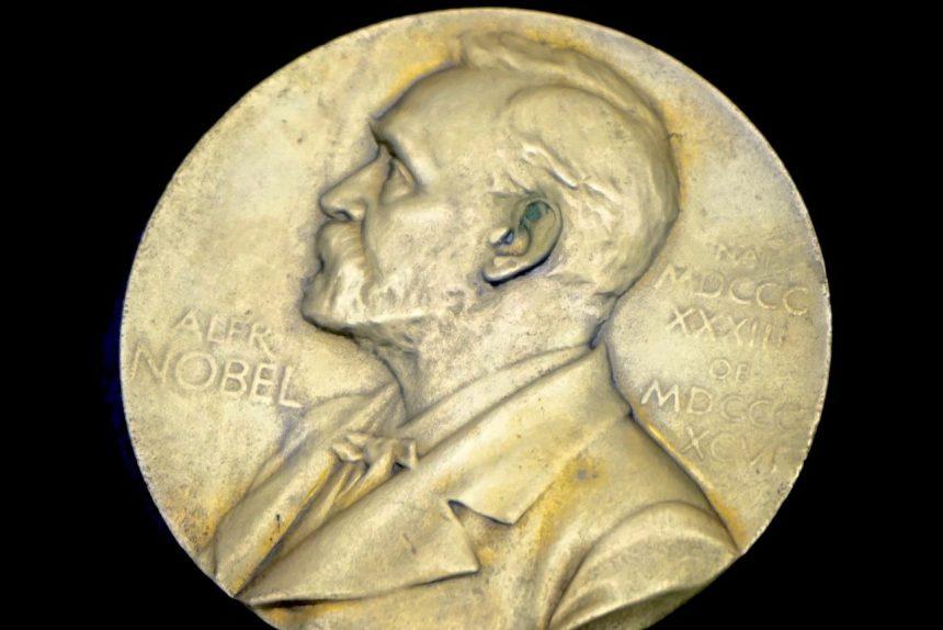 нобелевская премия медаль