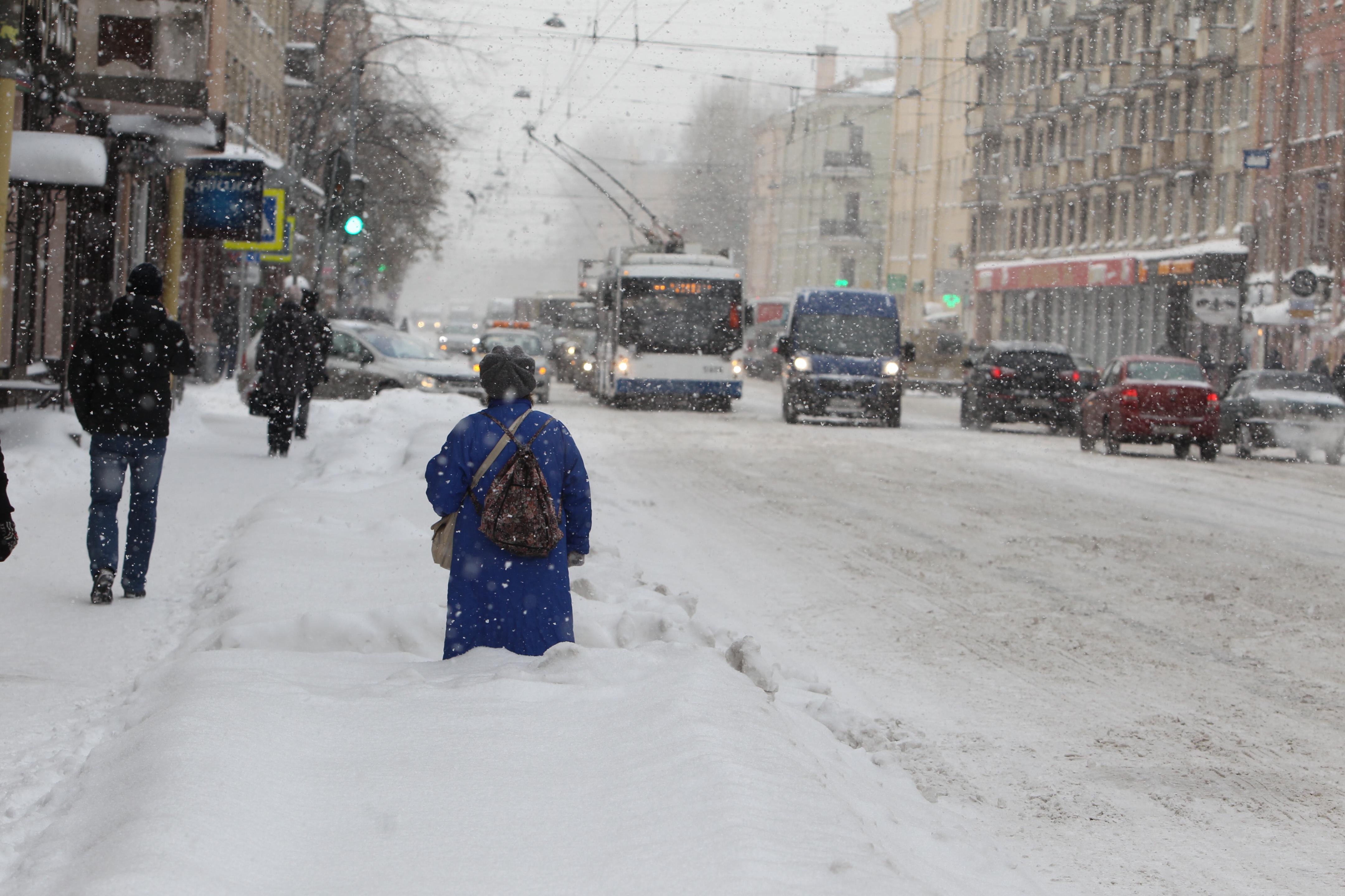 никто скажет, снег в питере сегодня фото этой статьи
