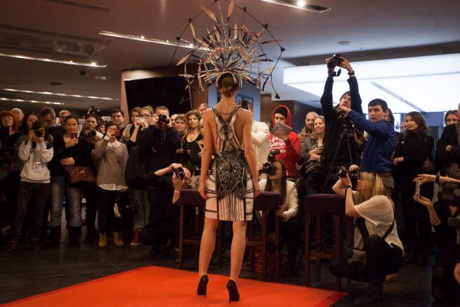 фестиваль SKIF авангардная мода