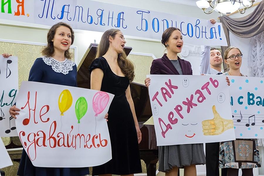 фото с официального сайта музыкальной школы им. Римского-Корсакова