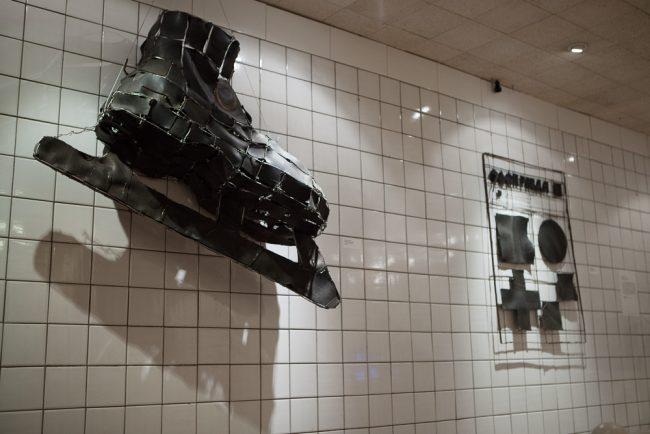 Выставка в Центре Курехина; V Петербургский международный культурный форум