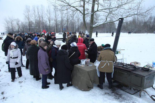 захоронение бойцов красной армии мемориал корчмино посёлок сапёрный великая отечественная война полевая кухня