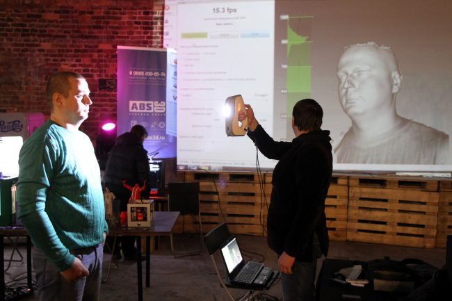 фестиваль науки science fest трёхмерная печать 3d-сканирование