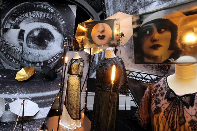 выставка как одевался великий немой исторические костюмы кинематограф большой дворец петергоф