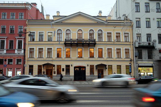Дом журналиста Невский проспект 70