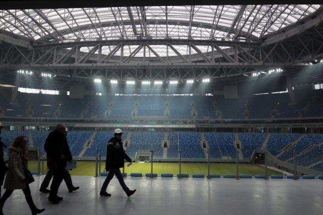 стадион на крестовском острове зенит-арена
