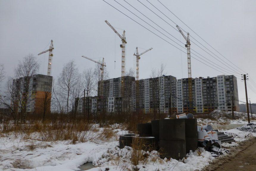 каменка жилые дома новостройки долгострой дольщики су-155 росстрой