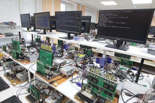 зао элкус микроэлектроника промышленность