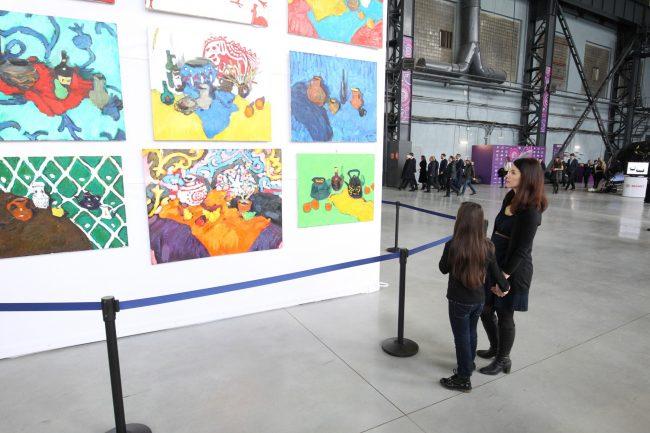 открытие творческого пространства artplay артплей красногвардейская площадь
