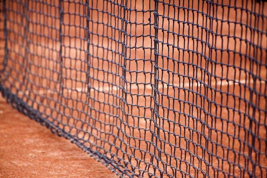 теннис сетка