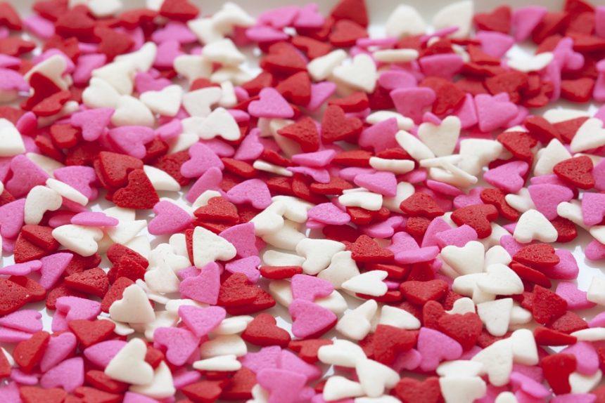 любовь сердечки день святого валентина день всех влюбленных