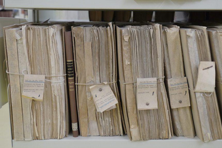 документы папки