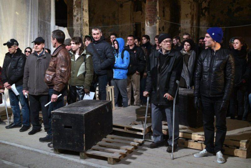 Что происходит с бездомными в Санкт-Петербурге